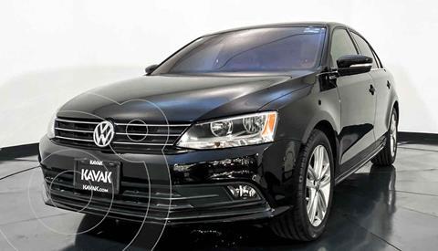 Volkswagen Jetta Sportline Tiptronic usado (2015) color Negro precio $209,999