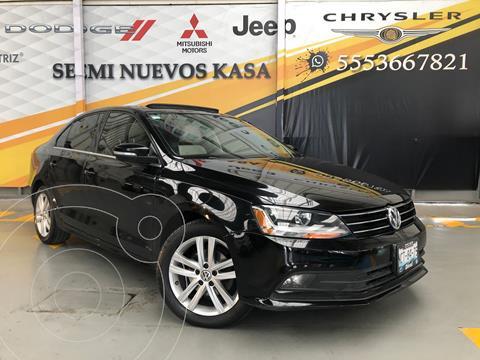 foto Volkswagen Jetta Sportline usado (2017) color Negro precio $249,000