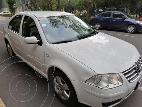Volkswagen Jetta Europa 2.0 Ac usado (2010) color Blanco precio $110,000