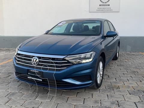 Volkswagen Jetta Comfortline Tiptronic usado (2019) color Azul precio $326,900