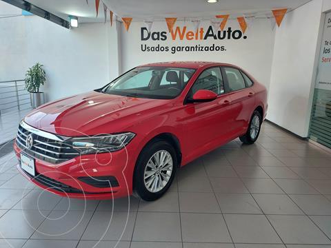 Volkswagen Jetta Comfortline Tiptronic usado (2020) color Rojo precio $379,000