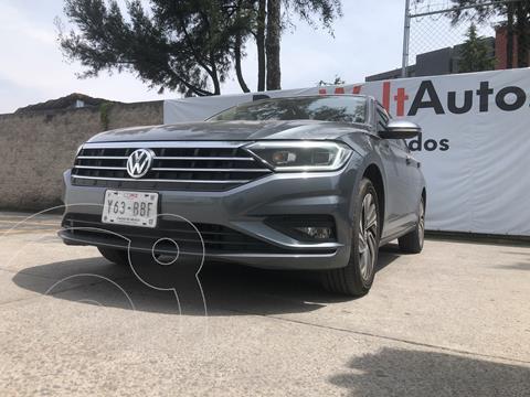 Volkswagen Jetta Highline Tiptronic usado (2019) color Gris Acero precio $430,000