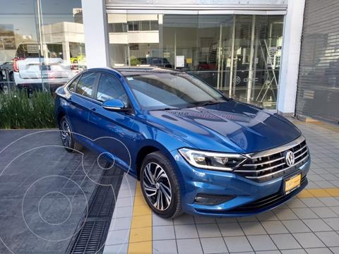 Volkswagen Jetta Highline usado (2019) color Azul precio $385,000
