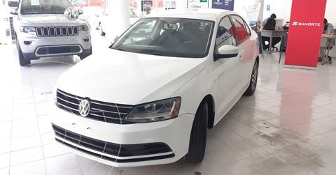 Volkswagen Jetta Trendline Tiptronic usado (2018) color Blanco precio $184,900