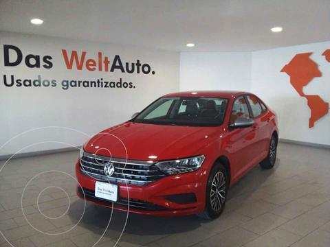 Volkswagen Jetta Wolfsburg Edition usado (2020) color Rojo precio $344,900