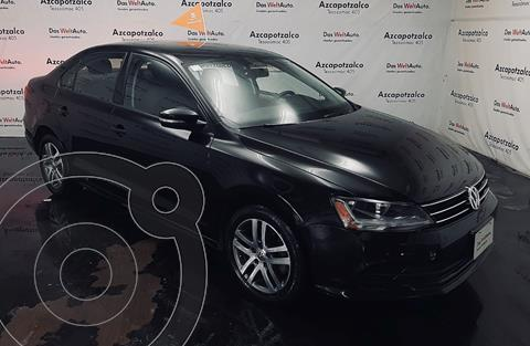 Volkswagen Jetta Trendline Tiptronic usado (2017) color Negro Onix financiado en mensualidades(enganche $46,000 mensualidades desde $5,536)