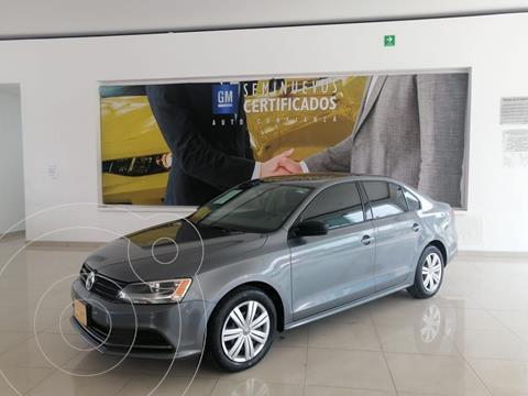 Volkswagen Jetta 2.0 Tiptronic usado (2018) color Gris precio $225,000