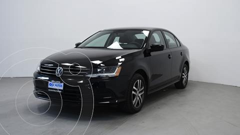 Volkswagen Jetta Trendline Tiptronic usado (2018) color Negro precio $235,000