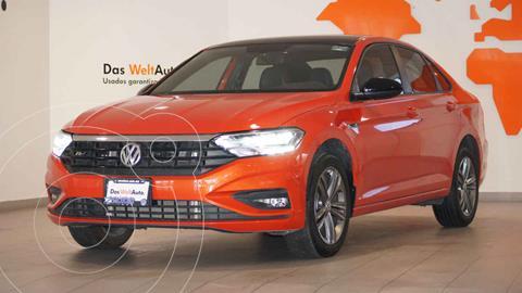 Volkswagen Jetta R-Line Tiptronic usado (2020) color Naranja precio $405,900
