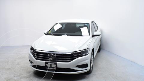 Volkswagen Jetta Trendline Tiptronic usado (2019) color Blanco precio $326,399