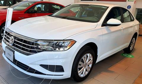 Volkswagen Jetta Trendline Tiptronic nuevo color Blanco financiado en mensualidades(enganche $54,711 mensualidades desde $10,346)
