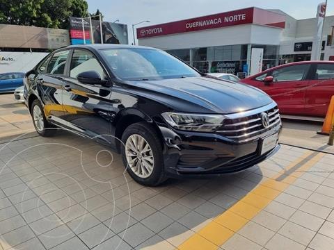 Volkswagen Jetta Comfortline Tiptronic usado (2020) color Negro precio $374,900