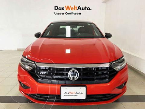 Volkswagen Jetta R-Line Tiptronic usado (2019) color Naranja precio $384,995