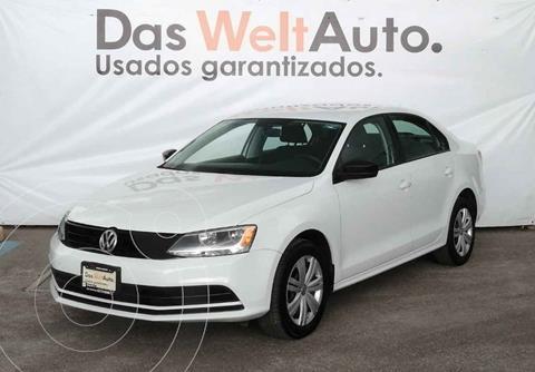 Volkswagen Jetta 2.0 usado (2018) color Blanco precio $234,900