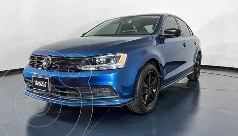 Volkswagen Jetta Comfortline Tiptronic usado (2018) color Azul precio $207,999