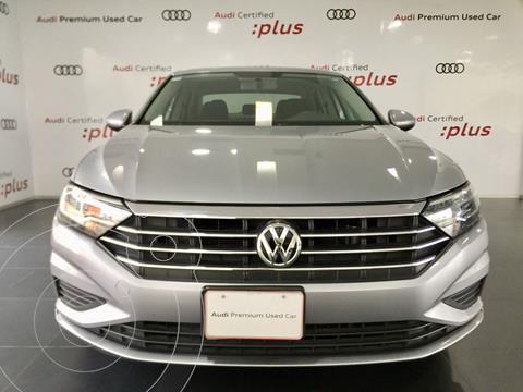 Volkswagen Jetta Trendline usado (2020) color Gris precio $350,000