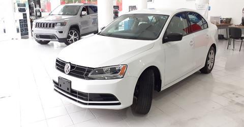 Volkswagen Jetta 2.0 Tiptronic usado (2018) color Blanco precio $179,900