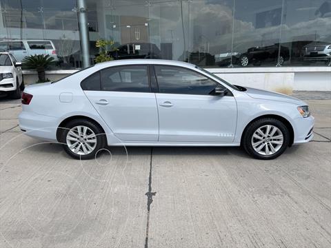 Volkswagen Jetta Style usado (2017) color Blanco precio $190,000