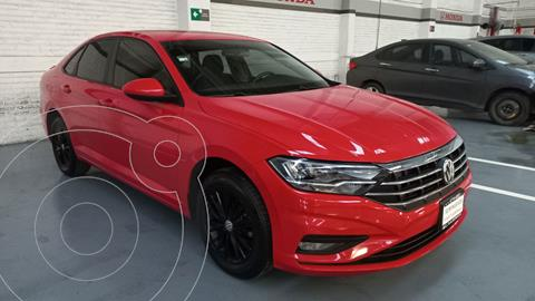 Volkswagen Jetta Comfortline Tiptronic usado (2019) color Rojo precio $347,000
