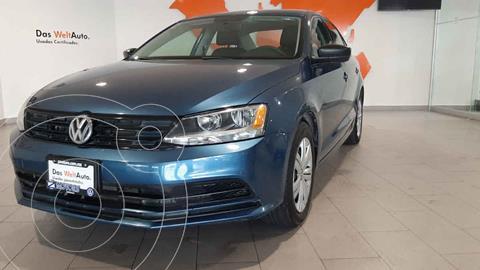 Volkswagen Jetta 2.0 Tiptronic usado (2018) color Azul precio $250,000