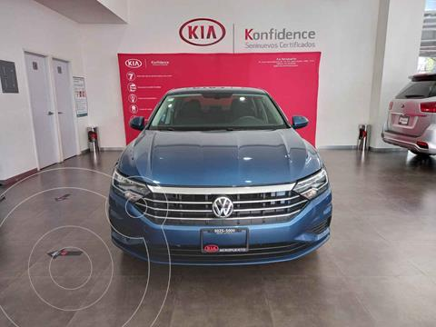 Volkswagen Jetta Comfortline Tiptronic usado (2019) color Azul precio $294,000
