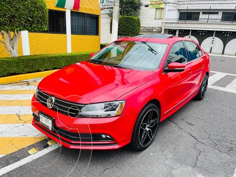Volkswagen Jetta Trendline Tiptronic usado (2018) color Rojo precio $249,900
