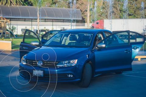 Volkswagen Jetta Style usado (2017) color Azul precio $180,000