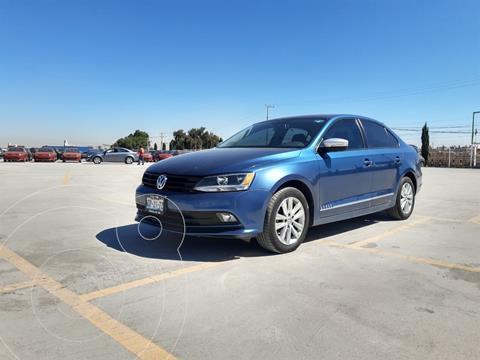 Volkswagen Jetta Live usado (2017) color Azul Claro precio $202,000
