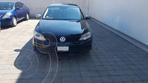 Volkswagen Jetta Live usado (2017) color Negro precio $205,000
