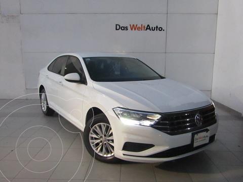 Volkswagen Jetta Comfortline Tiptronic usado (2020) color Blanco precio $362,000