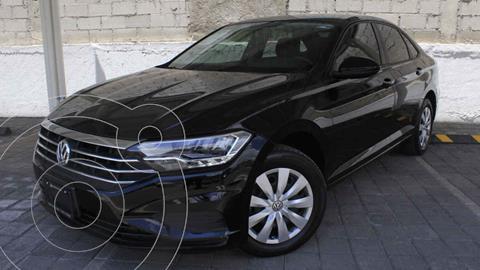 Volkswagen Jetta Trendline usado (2019) color Negro precio $325,000