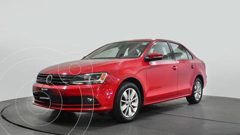 Volkswagen Jetta Comfortline usado (2016) color Rojo precio $203,000