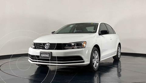 Volkswagen Jetta 2.0 Tiptronic usado (2015) color Blanco precio $182,999