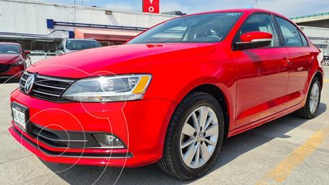 Volkswagen Jetta Trendline Tiptronic usado (2016) color Rojo precio $229,000