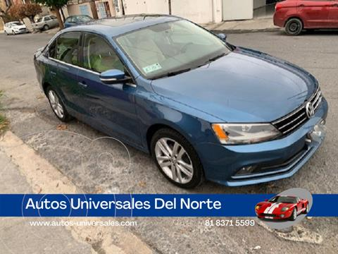 Volkswagen Jetta Sportline Tiptronic usado (2015) color Azul precio $188,000