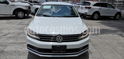 Volkswagen Jetta 2.0 Tiptronic usado (2018) color Blanco precio $196,000