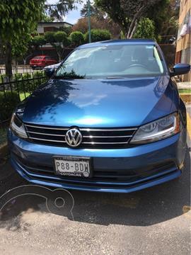 Volkswagen Jetta Trendline usado (2018) color Azul precio $189,000