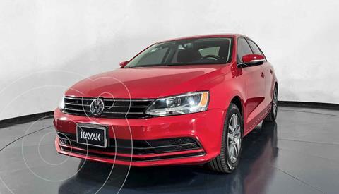 Volkswagen Jetta Trendline Tiptronic usado (2016) color Rojo precio $212,999