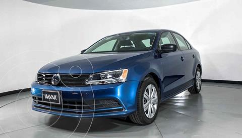 Volkswagen Jetta 2.0 Tiptronic usado (2016) color Azul precio $192,999