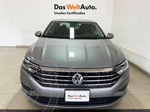 Volkswagen Jetta Startline Tiptronic usado (2020) color Plata precio $324,995