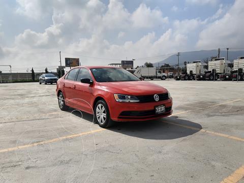 Volkswagen Jetta 2.0 Tiptronic usado (2018) color Rojo precio $233,900