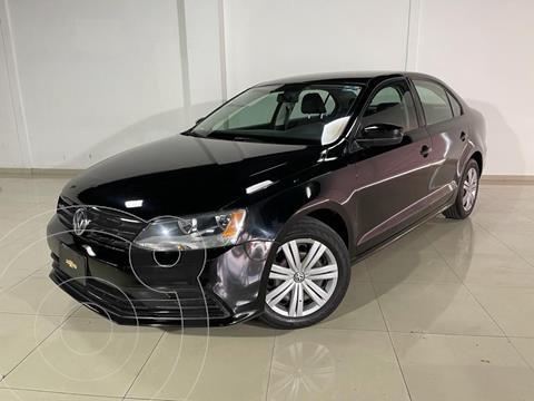 Volkswagen Jetta 2.0 usado (2016) color Negro precio $160,000