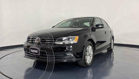 Volkswagen Jetta Comfortline Tiptronic usado (2015) color Negro precio $202,999