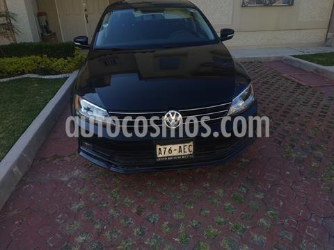 Volkswagen Jetta Comfortline usado (2016) color Negro precio $195,000