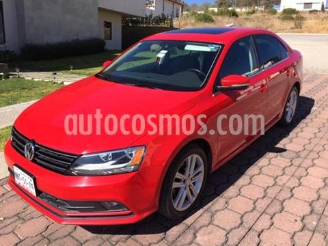 Volkswagen Jetta Sportline Tiptronic usado (2016) color Rojo Tornado precio $185,000