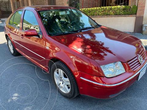 Volkswagen Jetta Trendline usado (2006) color Vino Tinto precio $99,000