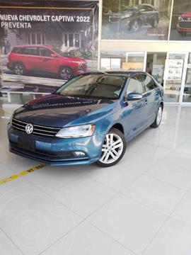 Volkswagen Jetta Sportline usado (2017) color Azul precio $267,000