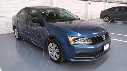 Volkswagen Jetta 2.0 usado (2016) color Azul precio $197,000
