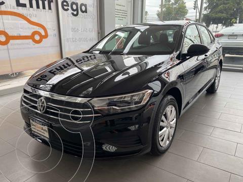 Volkswagen Jetta Trendline Tiptronic usado (2021) color Negro precio $350,000