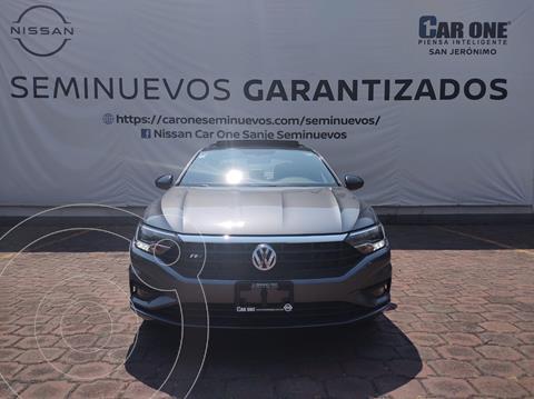 Volkswagen Jetta R-Line usado (2019) color Plata precio $354,900